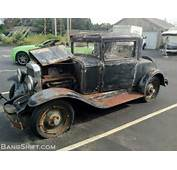 Roadside Find A 1929 Chevy That Came Out Of Barn And Is Begging For