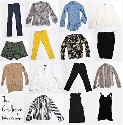 How To Shop Your Closet by The 15 30 Project The Ultimate Capsule Wardrobe Sassy