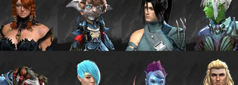 guild wars 2 hairstyles dulfy gw2 new hairstyles in wintersday patch gunnar s