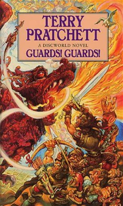 Pdf Guards Discworld Terry Pratchett by Guards Guards Terry Pratchett Books I Ve Loved