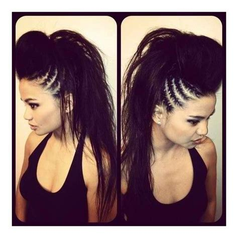Rocker Hairstyles For Hair by Best 25 Rocker Hairstyles Ideas Only On