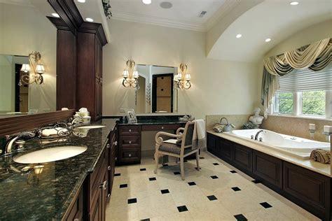 granit countertops badezimmer granite bathroom countertops great reno option pictures