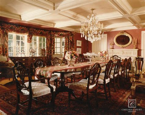 fancy dining rooms formal dining room