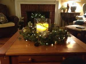 Coffee Table Centerpieces - christmas coffee table centerpiece christmas pinterest