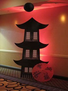 japanese themed decor 1000 images about 30th birthday japan themed on