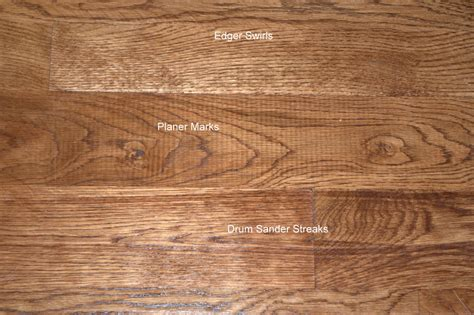 how not to sand and finish a wood floor ozark hardwood