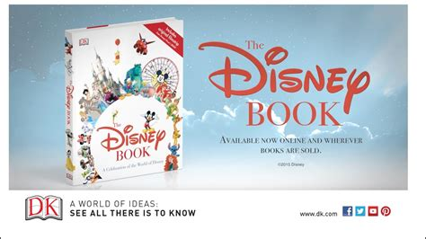 The Disney Book Youtube