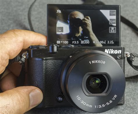 one review nikon 1 j5 on review