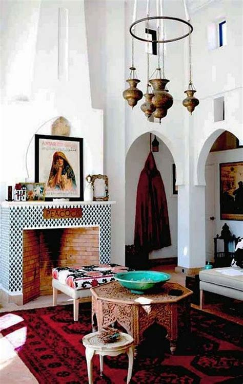Moroccan Style Living Room 25 Modern Moroccan Style Living Room Design Ideas