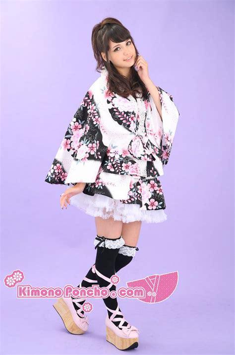Waloli Harajuku Yukata 17 best images about kawaii kimono 着物 on white