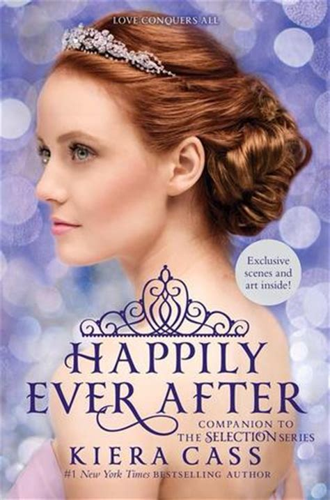happily after books happily after by kiera cass reviews discussion