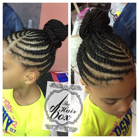 pictures of cornrows for black kids kids braids braids for black women