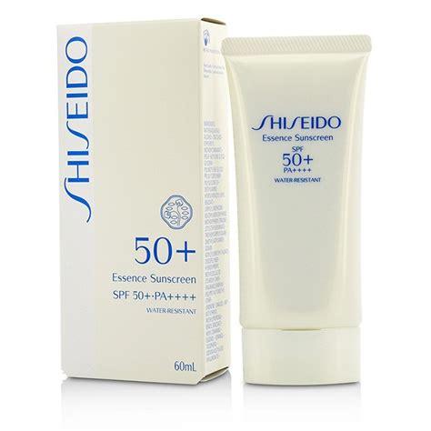 Shiseido Sunblock essence sunscreen spf 50 pa shiseido f c co portugal