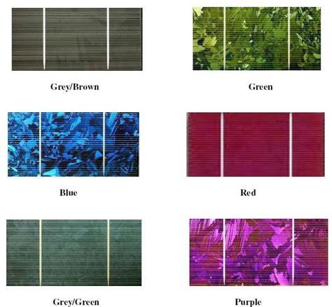 color panel quot colorful quot solar panels from qsolar cleantechnica