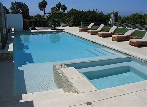 modern swimming pool cool and fabulous pool terrace design ideas