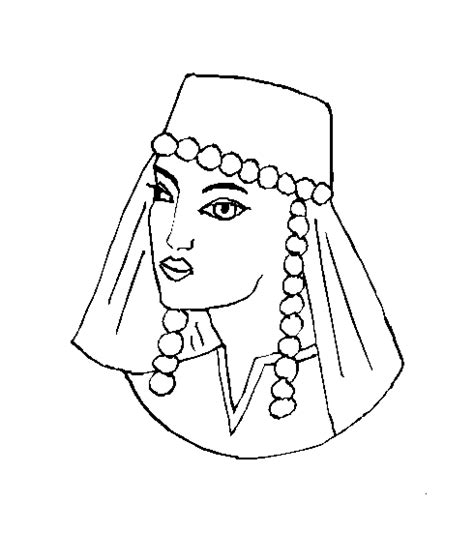 egyptian princess coloring page princess coloring pages