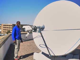 satellite vsat installer in and bostwana
