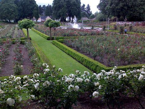 Park Portland Oregon by Peninsula Park