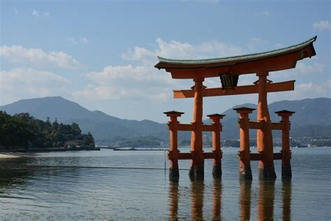 minecraft boat gate miyajima travel guide access and attractions with the
