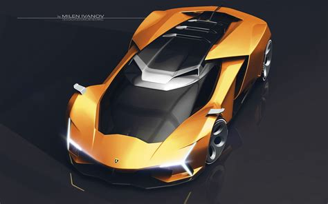 future lamborghini lamborghini concepto x study takes us back to the future