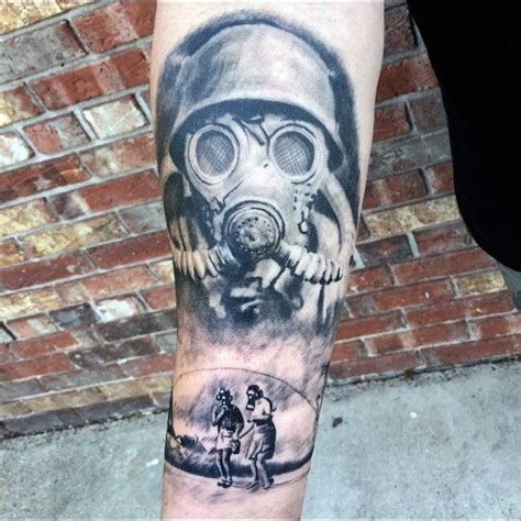 gas mask tattoo designs 35 best gas masks images on ideas gas