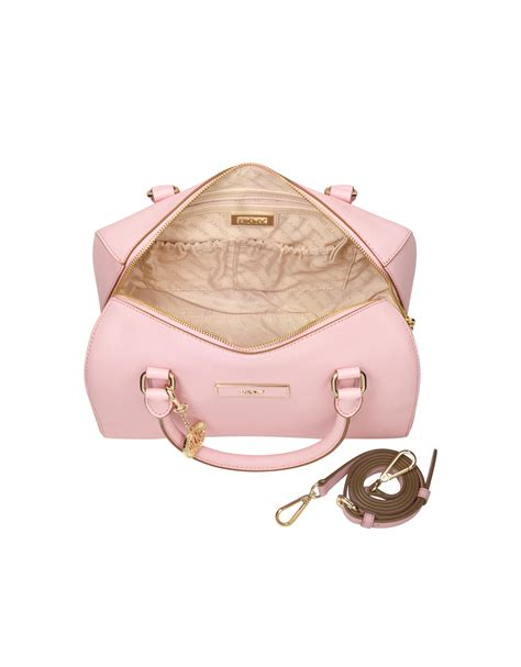 The Bryant Bag By Botkier by Dkny Bryant Park Saffiano Leather Satchel Bag In Pink Lyst