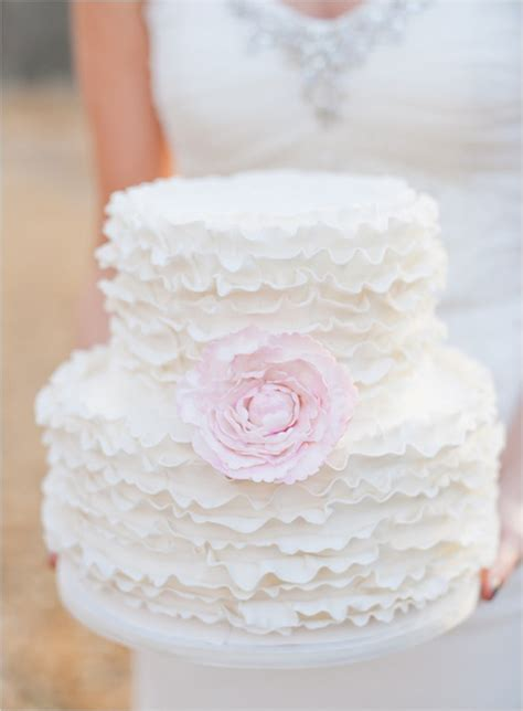 Wedding Ruffled by Wedding Trends Ruffled Cakes The Magazine
