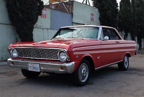 1964 ford falcon futura 1964 ford falcon futura for sale on bat auctions closed