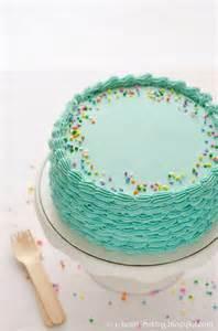 kuchen dekorieren geburtstag 17 best ideas about simple cake decorating on