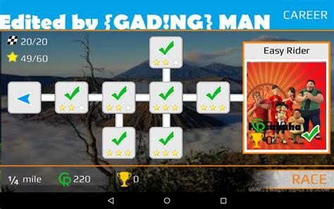download mod game drag racing bike edition indonesia drag racing bike indonesia v1 3 264 2354 extended mod
