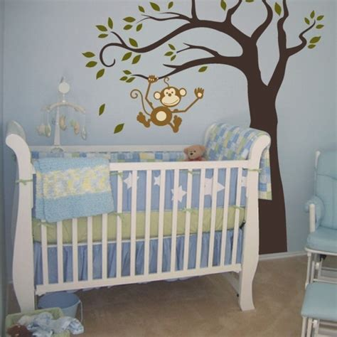 Nursery Decor Ideas For Baby Boy Decorate Baby Room Wall Room 4 Interiors