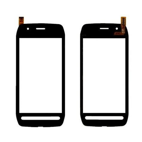 Lcd Nokia 603 touch screen digitizer for nokia 603 black by maxbhi