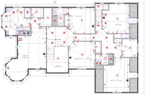 floor plans autocad image