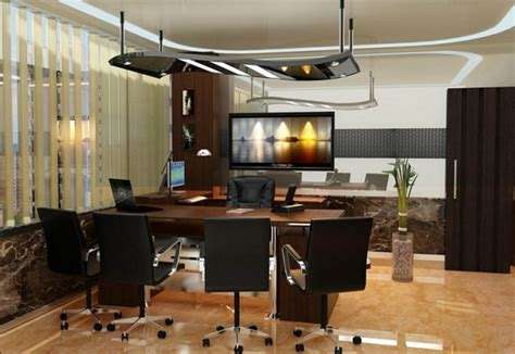 Manager Cabin Interior by Foundation Dezin Decor Director S Office Cabin Design