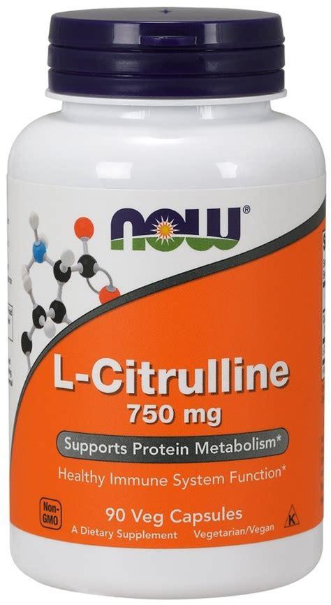 supplement l citrulline now foods l citrulline bodybuilding and sports supplements