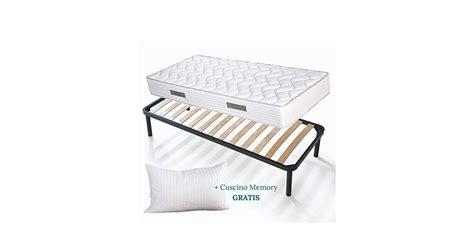cuscino a materasso kit rete e materasso singolo evergreenweb cuscino