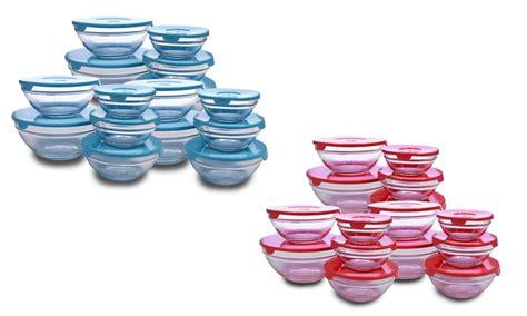 contenitori per alimenti in vetro fino a 86 su set 15 contenitori di vetro per alimenti