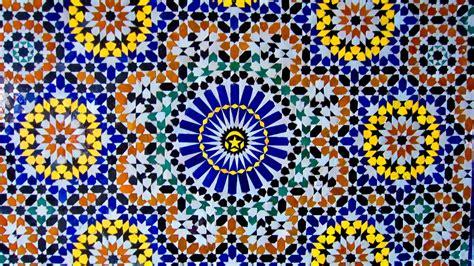 tapete marokkanisch marokkanische tapete