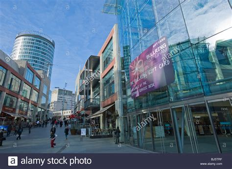 Cq Live Birmingham Hm Bullring Centre by The Bullring Shopping Centre Birmingham Uk