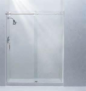 barn door shower door belstone