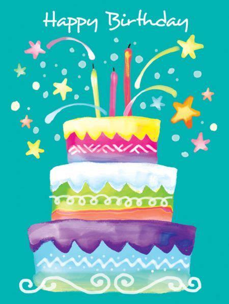 Birthday Cards To Post On Free Liz Yee Cake 2 Happy Birthday Pinterest Happy