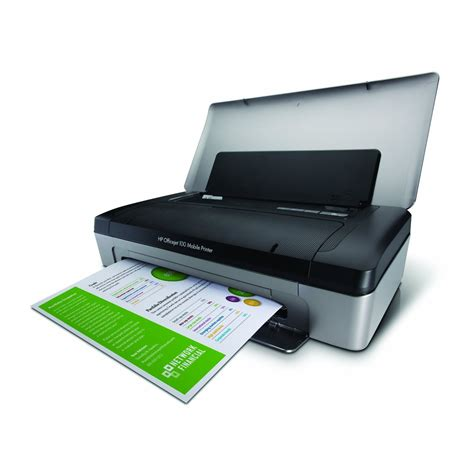 Printer Bluetooth Mobile hp officejet 100 mobile printer a4 usb bluetooth cn551a beh expansys ireland