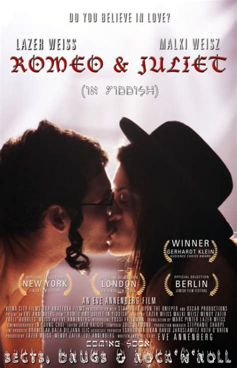 hidden themes in romeo and juliet romeo and juliet in yiddish movieguide movie reviews