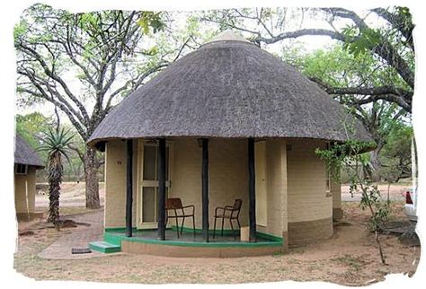 thatched roof house plans south african huts african style round hut with thatched roof at pretoriuskop kruger
