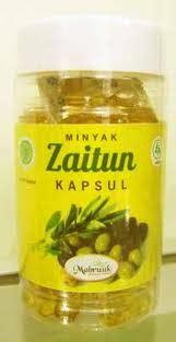 Normal Minyak Zaitun kapsul minyak zaitun normalkan kolesterol trigliserida