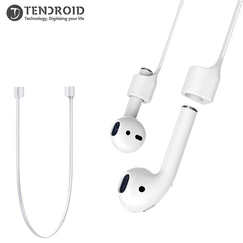 Headset Earphone R 409 Samsung Non Karet for apple airpods headphones anti lost loop string