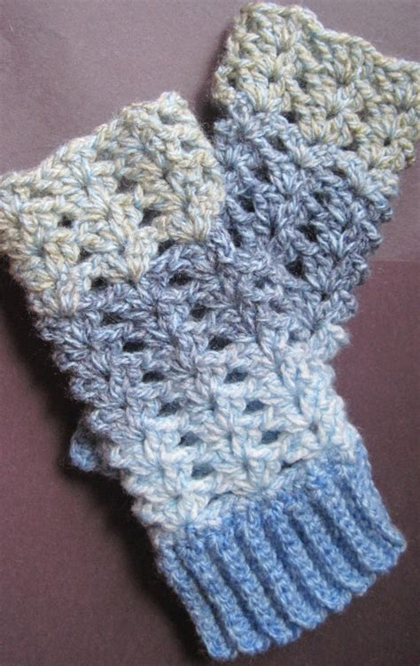 free pattern for crochet fingerless gloves getting hooked free crochet pattern fingerless gloves