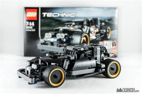 Lego 42046 Technic Getaway Racer review lego technic 42046 getaway racer hellobricks