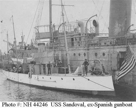 boat crew in spanish spanish american war ships spanish navy minor warships