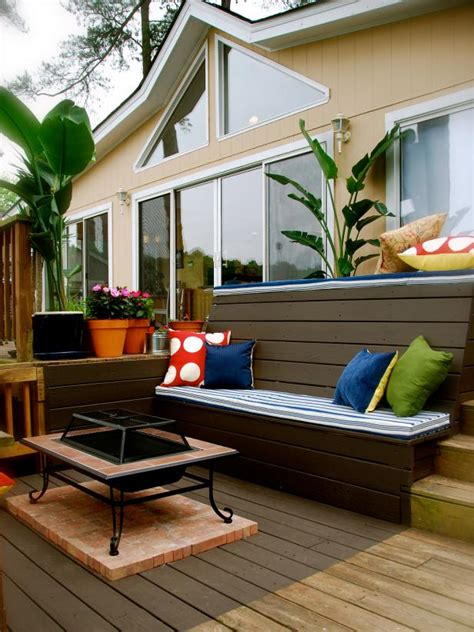 how to make a patio bench deck storage bench ideas diy